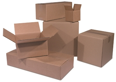 Boxes - Corrugated image
