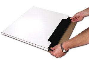 Jumbo Fold-Over Mailers image