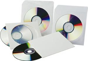 Paperboard CD Mailers & Sleeves image