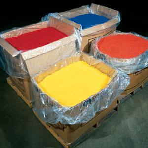 Clear Pallet Covers & Bin Liners, 2 MIL image