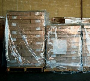 Clear Pallet Covers & Bin Liners, 3 MIL image