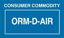 ORM-D Labels image