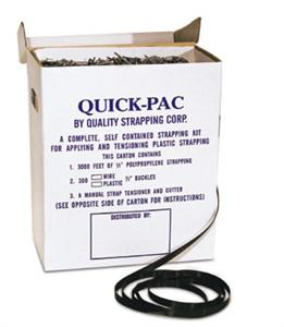 General Purpose Poly Strapping Kit — Metal Buckles image