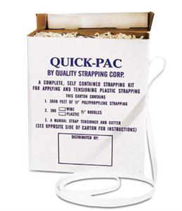 Postal Approved Poly Strapping Kits — Plastic Buck image