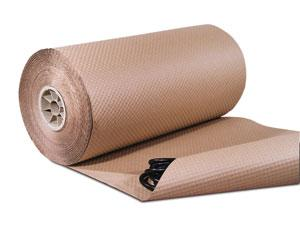 Indented Kraft Paper Sheets image
