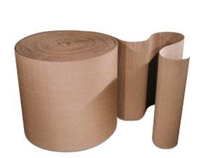 Singleface Corrugated Protective Wraps image
