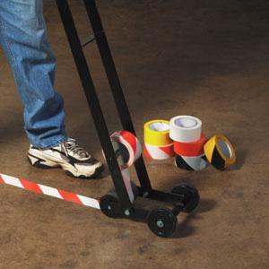 Safety & Aisle Marking Tape image