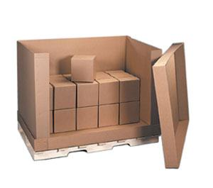 Air Freight Cargo Containers image
