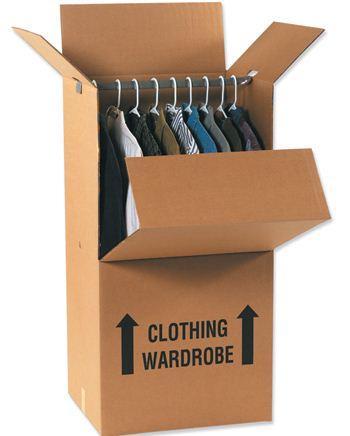 Wardrobe Boxes image