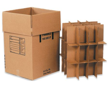 Dish Pack Boxes image