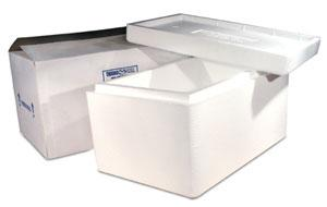 Insulated Shippers and Cold Packs image