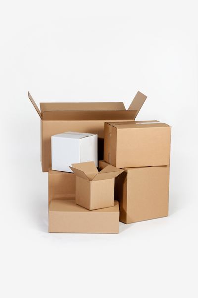 New!! Corrugated Boxes image