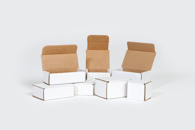 Corrugated Mailers and Bins - Close Out image